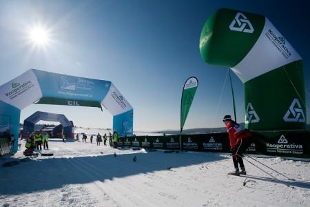Karlův běh 2012 - lyžařská nirvána