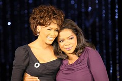 Whitney and Oprah..it was her last in-depth interview with Oprah.