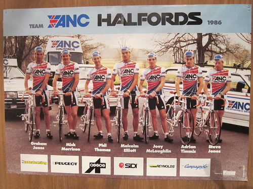 Team ANC Halfords 1986