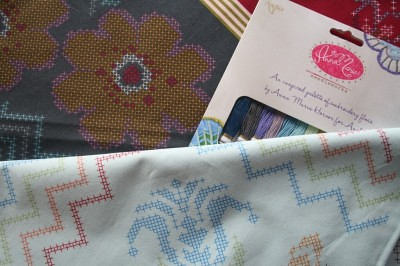 win fabric and floss