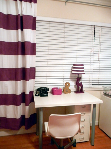 Bedroom Re-Do: Bold Stripes with ScotchBlue Painter's Tape