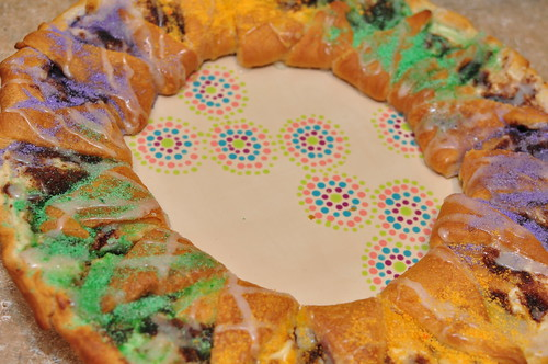 Easy King Cake