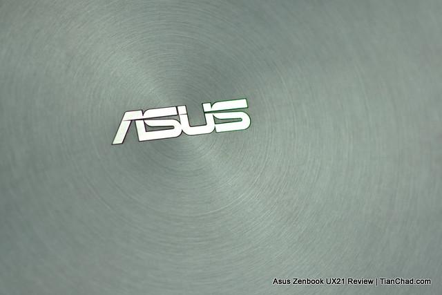 Asus Zenbook UX21 Review | TianChad.com