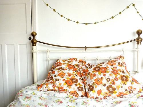 Sunny pillows...