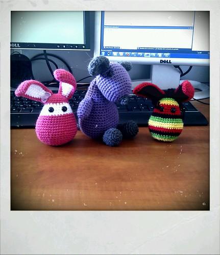 Olga & the bunnies