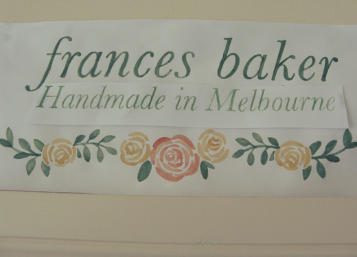 Frances Baker logo