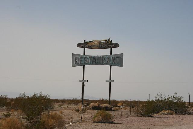 Roadrunner's Cafe