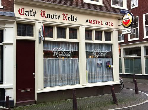 Cafe Rooie Nelis Jordaan Amsterdam