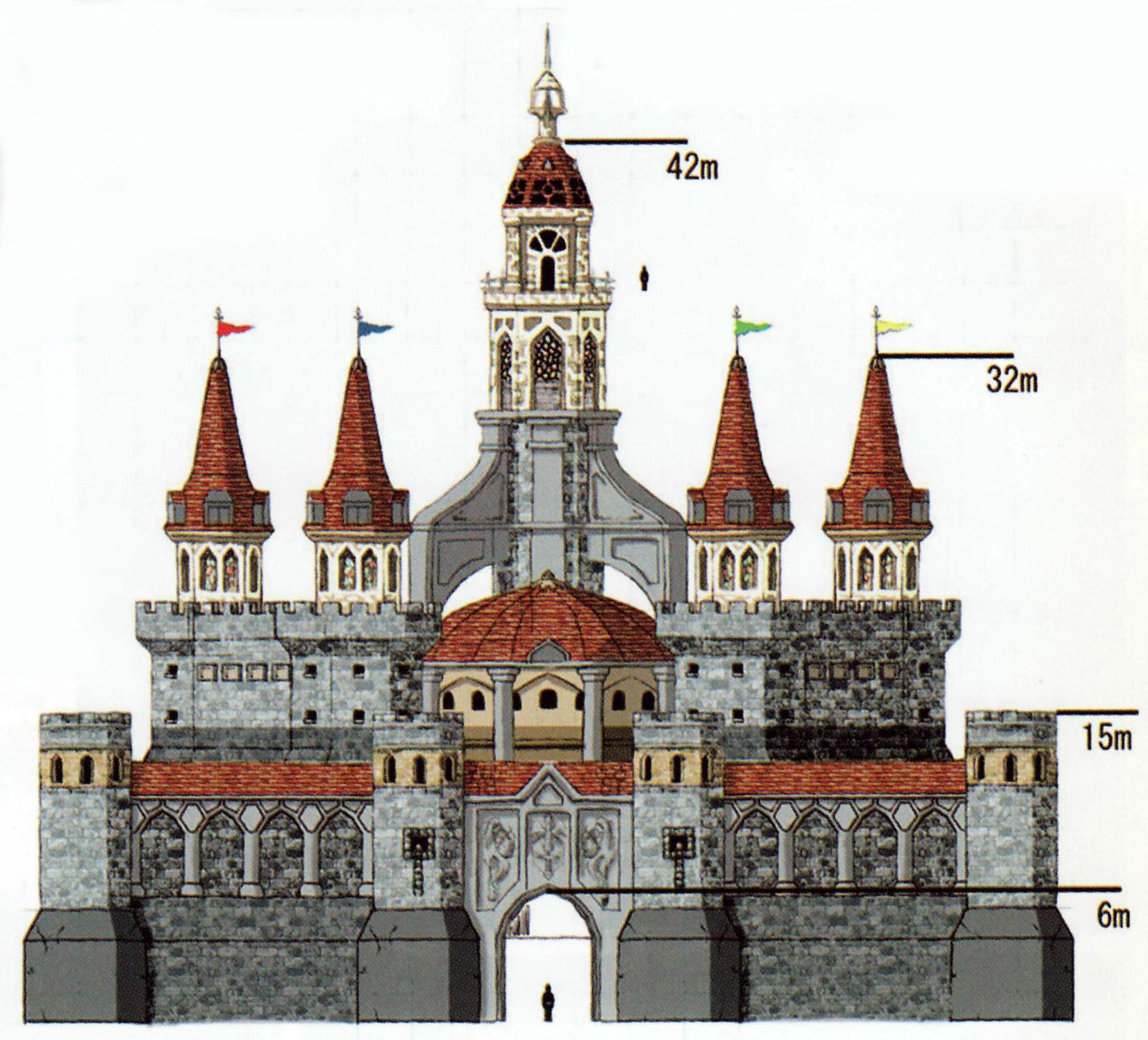 TP Hyrule Castle