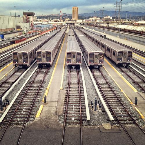LA Rails