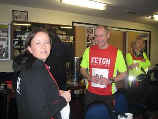 Big Fetch Wedding Mile 2012