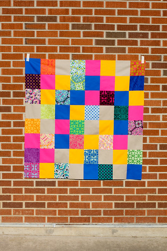 Simple Patchwork by jenib320