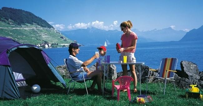 Kempy ve Švýcarsku