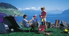 Kempy vo Švajčiarsku