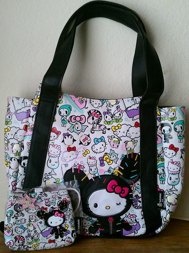 Hello Kitty x Tokidoki Set by Among the Dolls