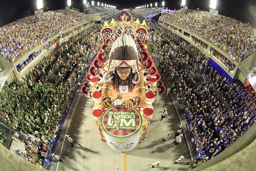 Foto del Carnevale di Rio de Janeiro - Mangueira- Foto N.Perez | Riotur