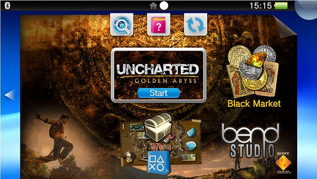 UNCHARTED: Golden Abyss Treasure Map Pack