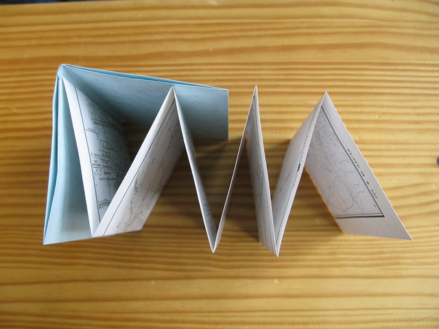 folded paper book reports Before you begin, carefully fold the pages of the book if you printed on letter-size  paper and your book will be 55 by 85 inches, neatly fold the.