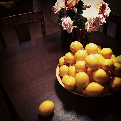 home sweet home...tomorrow: lemon week