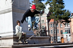 No Skating Allowed - Albany, NY - 2009, Mar - 05.jpg by sebastien.barre
