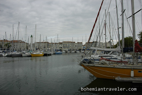 La Rochelle Fance Port