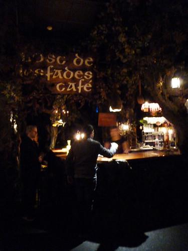 bosc de los fades cafe