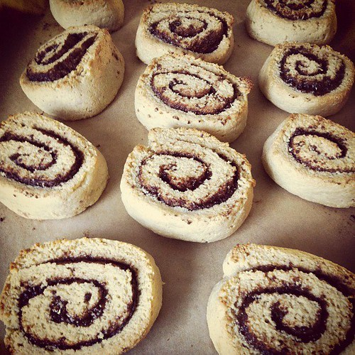 Almond Flour Cinnamon Rolls - Grain-free and Dairy-free