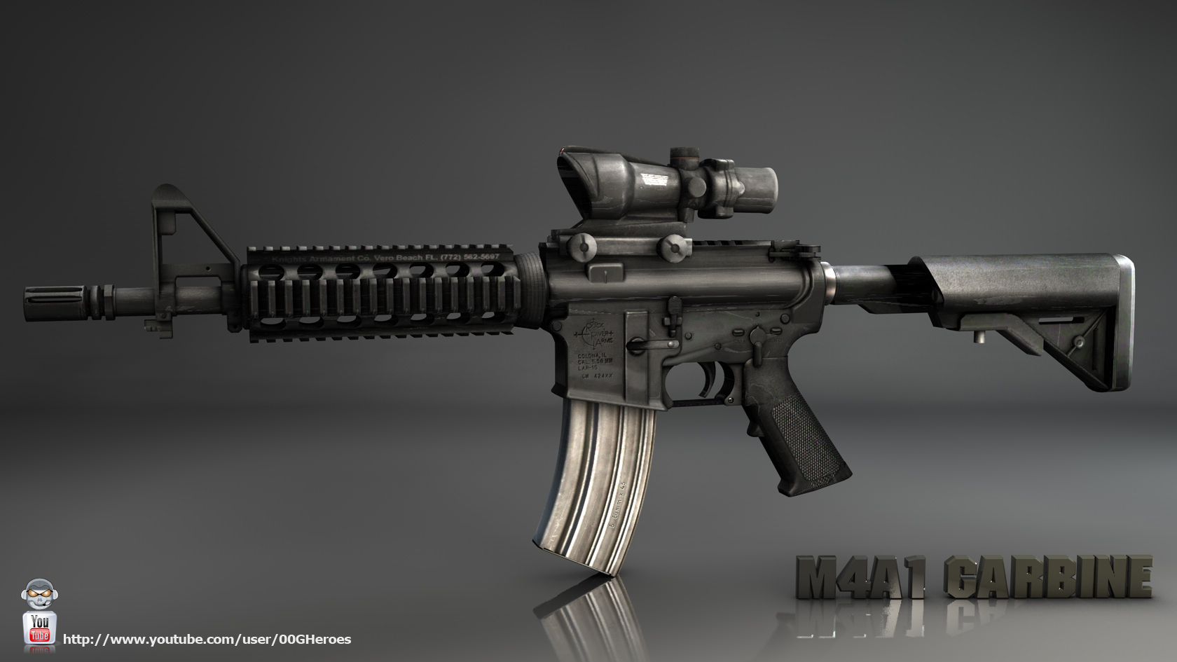 Top M4a1 Carbine Wallpapers