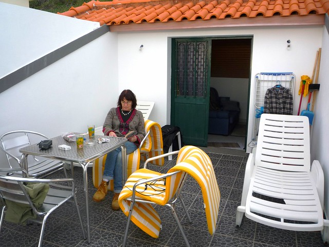 Madeira, Calheta, Beach Studio, Apartment, Terrasse