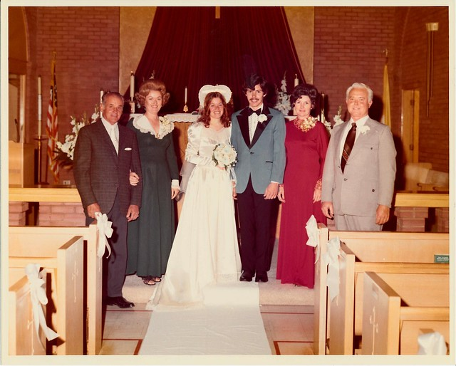 1973 Wedding Richard and Carol 08