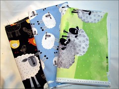 Sheep Fabric