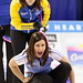 Heather Nedohin and Brenda Nicholls