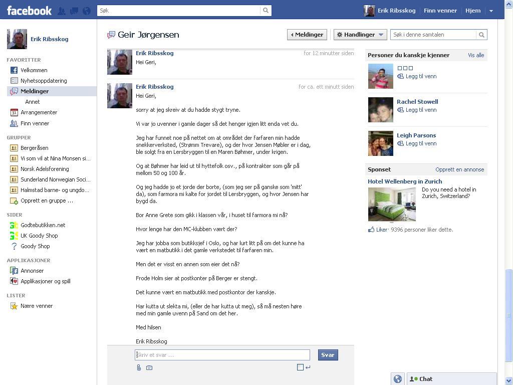 facebook melding geir arne jørgensen