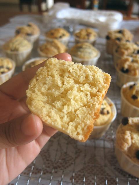 Muffin - innards