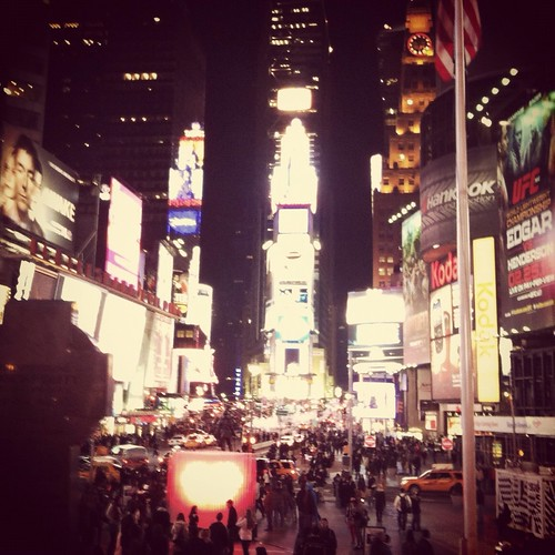 times square :D