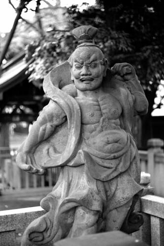 仁王像(阿形)