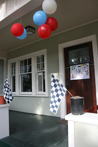 Bonggamom Finds Have A Fun Race Themed Birthday Party