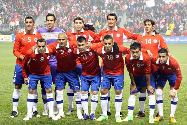 Federacion de Futbol de Chile | Flickr - Photo Sharing!