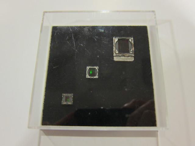 Sensor Sizes (5MP, 8MP, 41MP)