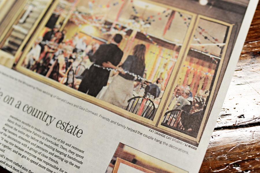 Providence Journal Feb 12, 2012