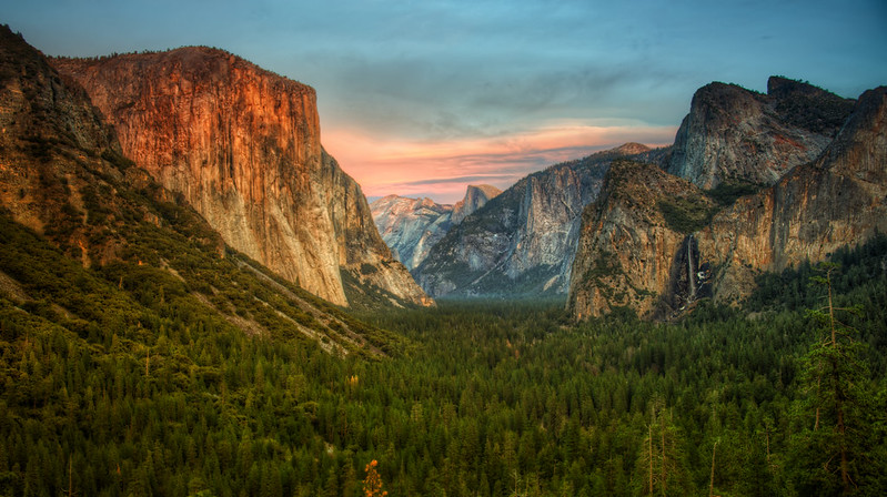 Top 10 US National Parks: Yosemite National Park