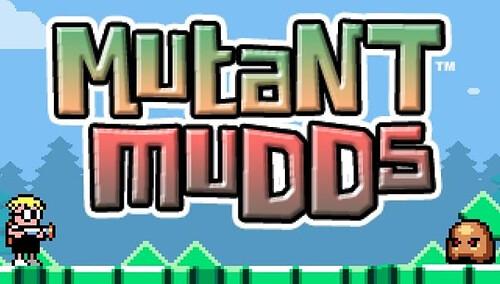 Mutant Mudds - logo