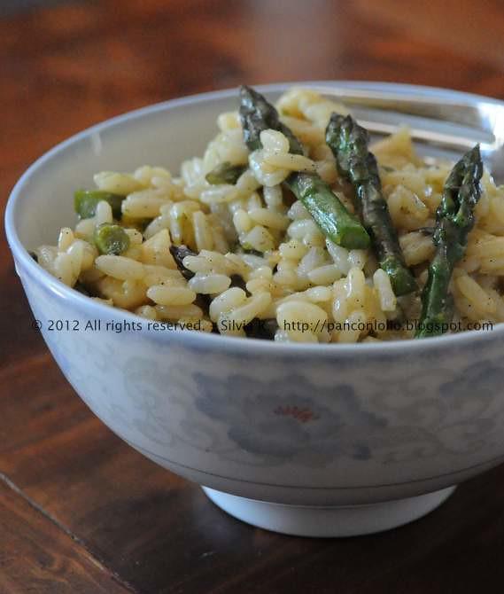risotto asparagi e vaniglia 037