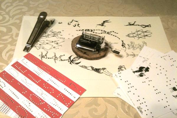 PLAY FOR TOHOKU 〜遊びを東北へ!紙巻き式オルゴールを贈ろう〜13