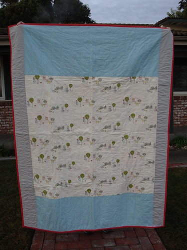 Storyboek Window Quilt Back