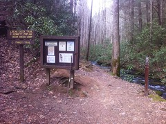 Lower Bear Creek Kiosk