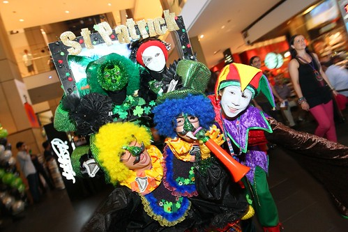 St Patrick's Day Malaysia 2012