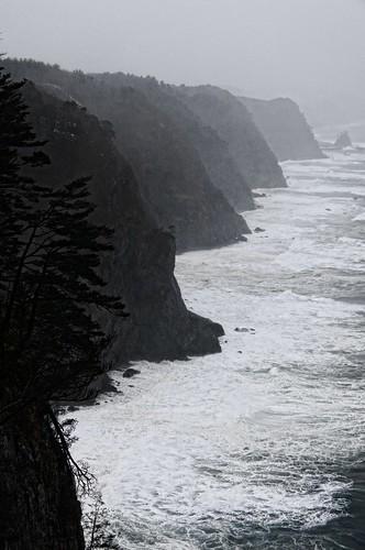 鵜の巣断崖