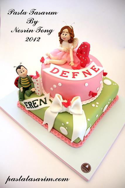 BIRTHDAY CAKE - DEFNE & EREN