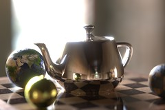 [Teapot rendered with snogray]